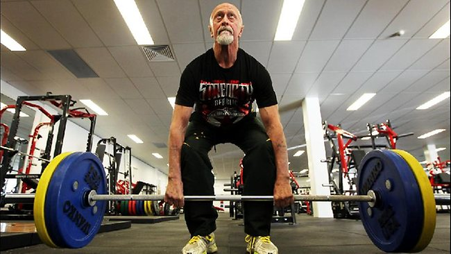 So Are You Lifting Weights As You Age Rothery Health Clinic